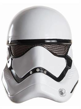 Star Wars Episode VII - Stormtrooper Half Helmet For Men