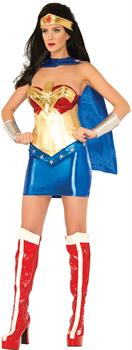 Wonder Woman Supreme Costume for Adults