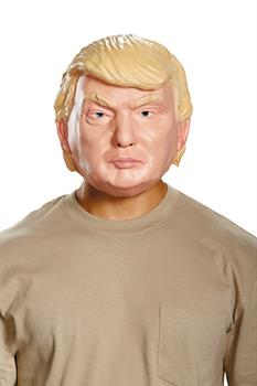 The Candidate Vacuform Election Half Mask