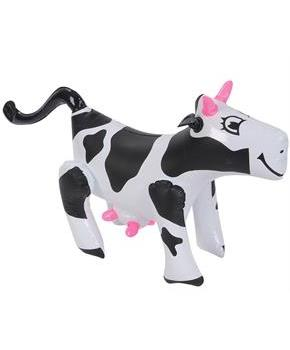 Boys Inflatable Cow for Halloween