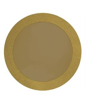 Gold Glitz Prismatic Placemats