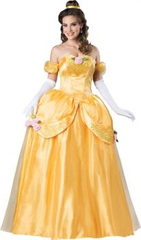 Disney Beauty and the Beast Belle Ultra Prestige Adult Costume