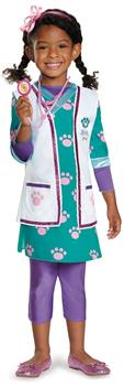Disney Doc McStuffins Doc Toy Hospital Deluxe Toddler Costume