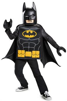 Batman Lego Movie Classic Child Costume
