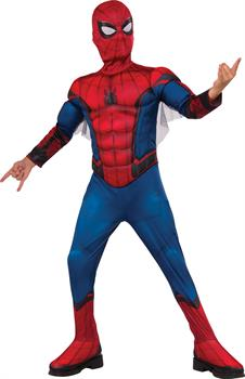 Spider-Man Homecoming - Spider-Man Deluxe Muscle Children's Costume