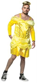 Beauty is a Beast Men's Costume