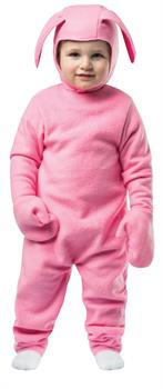 Christmas Bunny Toddler Costume - Toddler 3-4T