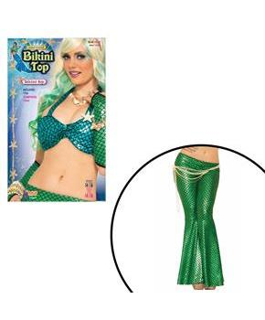 Mermaid Bikini Top and Leggings Kit