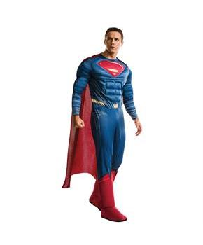 Batman V Superman: Dawn of Justice - Superman Deluxe Adult Costume