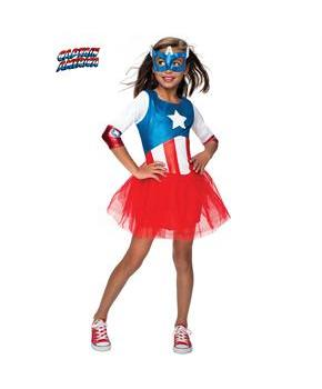 Marvel's Captain America: Civil War - Captain America Child Costume