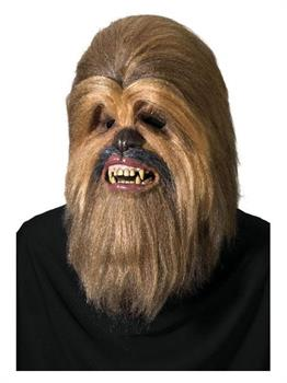 Star Wars Chewbacca Latex Mask