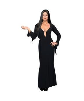 Women's Morticia Plus Size Adult Costume - Plus for Halloween