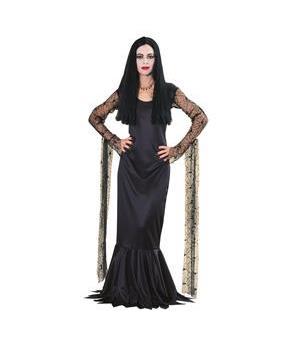 Women's Addams Family Morticia Adult Costume - SMALL
