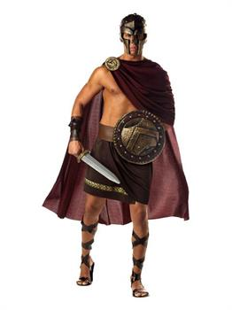 Greek Spartan Warrior Adult Costume