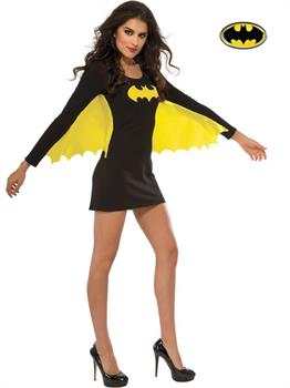 Batgirl Sexy Wing Dress Adult Costume