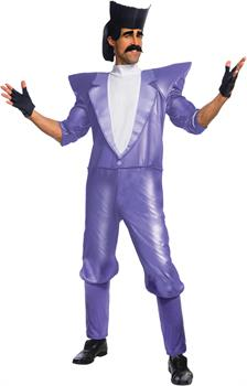 Despicable Me Balthazar Bratt Adult Costume