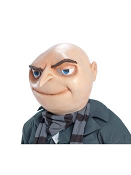 DESPICABLE ME 2 - Gru Adult 3/4 Mask