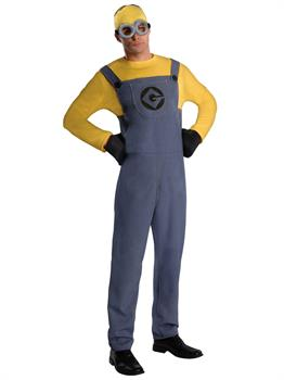 Despicable Me 2 - Dave Minion Std Costume