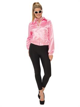 Grease Womens Pink Ladies Jacket