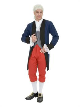 Ben Franklin Colonial Man Adult Costume