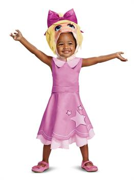 The Muppet Babies Miss Piggy Classic Costume