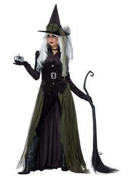 Gothic Witch Women's Costume