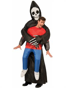 Adult Inflatable Reaper Costume