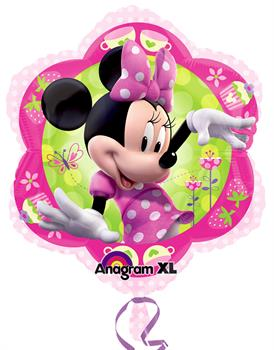 Girls Disney Minnie Dream Party Foil Balloon for Halloween