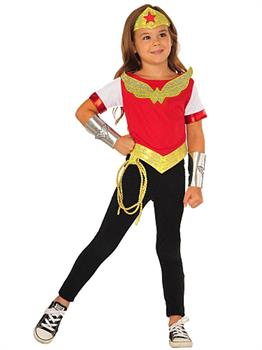 DC Superhero Girls Wonder Woman Dress Up Set