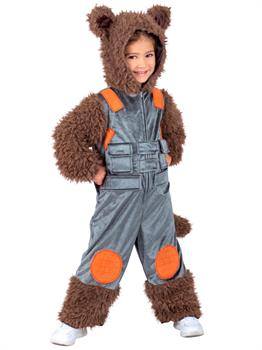 Marvel Child Rocket Raccoon Costume