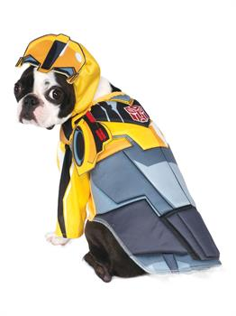 Transformer Deluxe Bumble Bee Pet Costume