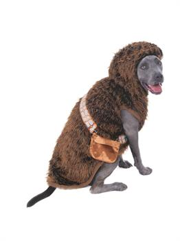 Star Wars Big Dog's Chewbacca Pet Costume