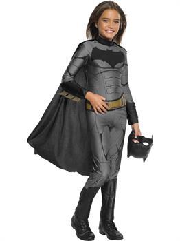 Justice League Girls Batman Jumpsuit  sc 1 st  Partybell & Justice League Girls Batman Jumpsuit - PartyBell.com