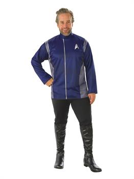 Star Trek Discovery Mens Science Uniform Costume Top