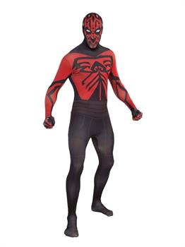 Mens Darth Maul Second Skin Costume