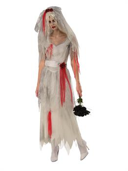 Womens Ghost Bride Costume