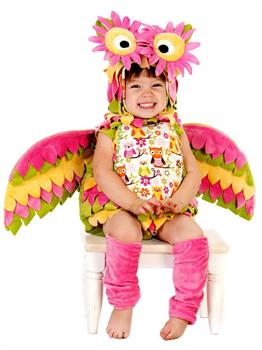 Infant Toddler Hootie The Owl Costume