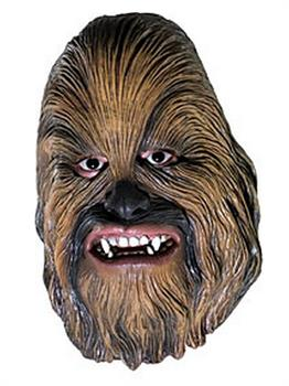 Star Wars Chewbacca 3/4 Vinyl Mask