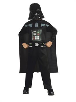 Star Wars Boys Child Darth Vader Costume