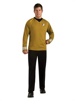 Star Trek Mens Grand Heritage Captain Kirk Costume