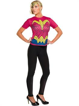 Wonder Woman Adult Costume Top