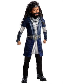 The Hobbit Thorin Deluxe Kids Costume