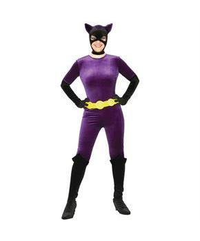 Gotham Girls Deluxe Catwoman Adult Costume