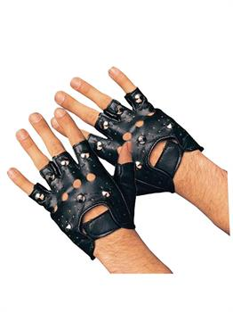 Adult Studded Gloves
