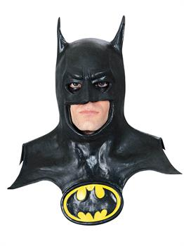 Adult Batman Mask with Cowl and Logo