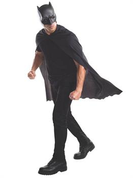 Batman Adult Cape W/Mask
