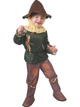 Wizard of Oz Classic Toddler Scarecrow Costume