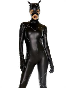 Sexy On the Prowl Catsuit Costume