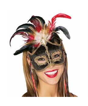 Bird of Paradise Mask