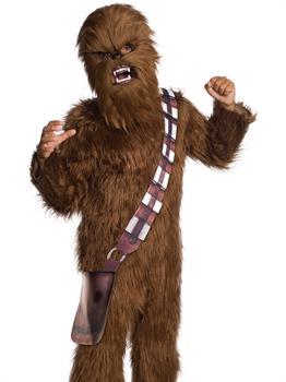 Star Wars Classic Chewbacca Movable Jaw Mask